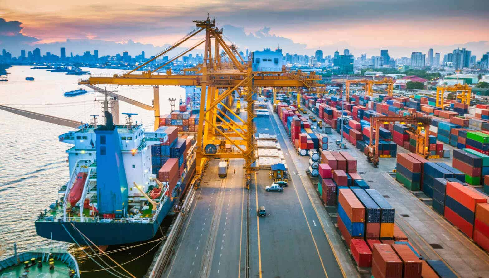 Supply chains & food security: assessing the impact of disruptive forces